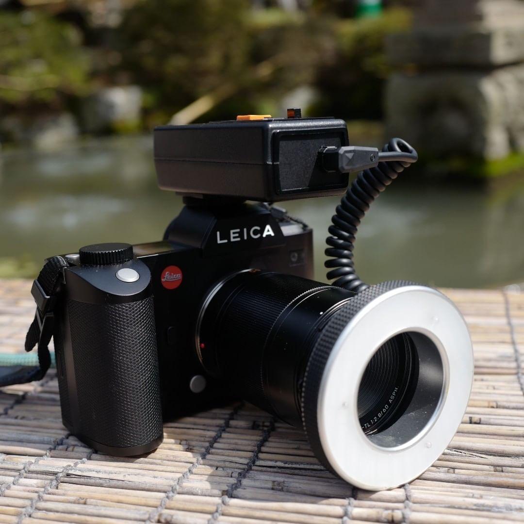 leica SL Dental Camera